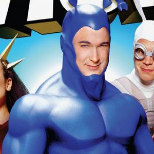 The Tick to be resurrected on Amazon?