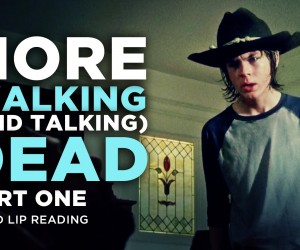 the walking dead bad lip reading