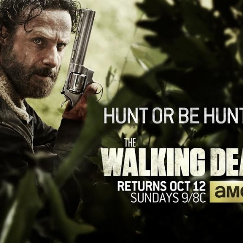 The Walking Dead Season 5 gets a new key art
