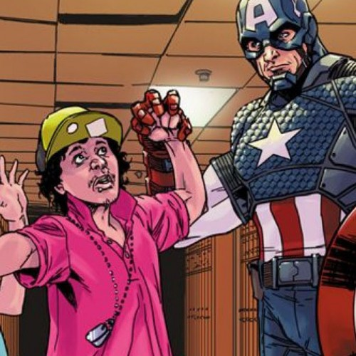 Marvel reveals anti-bullying covers for Captain America, Hulk and Guardians of the Galaxy
