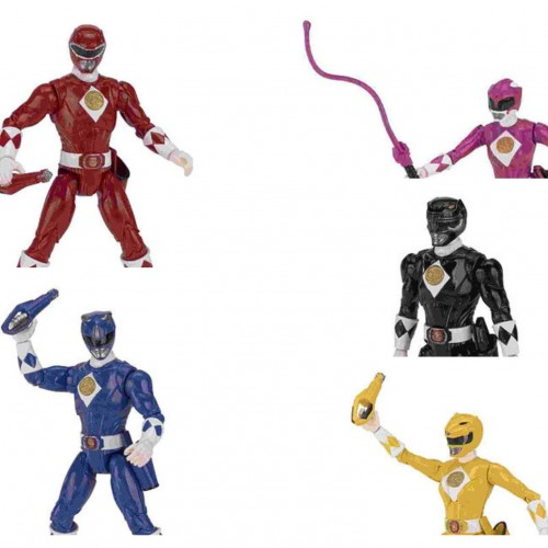 Legacy Mighty Morphin Power Rangers The Movie action figures coming in 2015