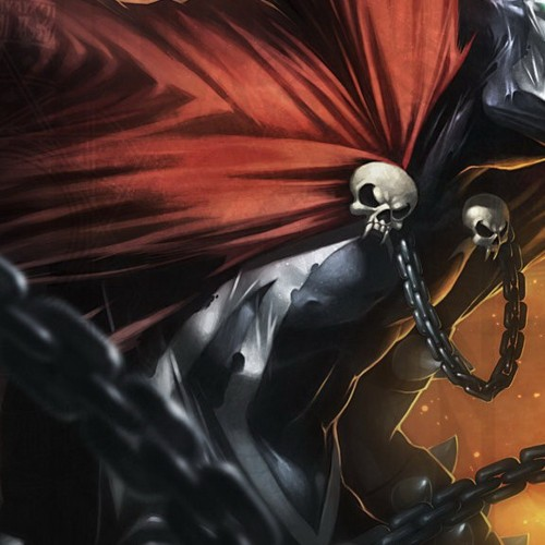 Todd McFarlane teases art for new Spawn animated project