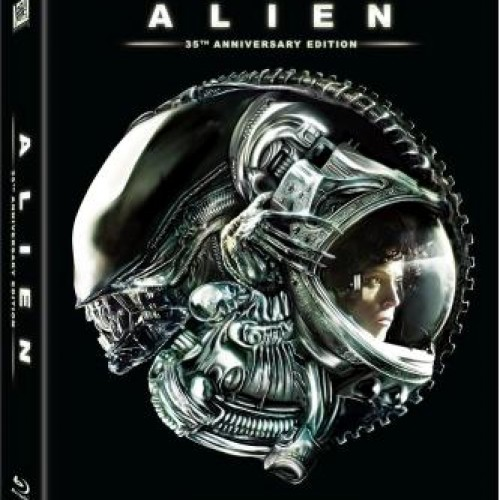 Alien 35th Anniversary Blu-ray coming October 7th