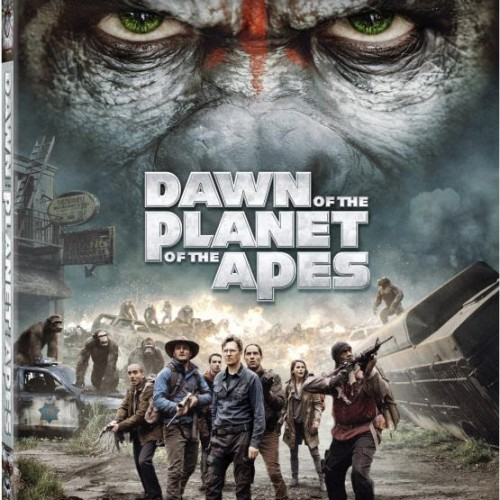 Dawn of the Planet of the Apes heads to Blu-ray and DVD December 2nd