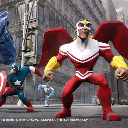 Disney Infinity: Marvel Super Heroes to have Yondu and Falcon