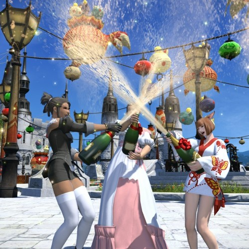 Final Fantasy XIV's marriage system coming in patch 2.45