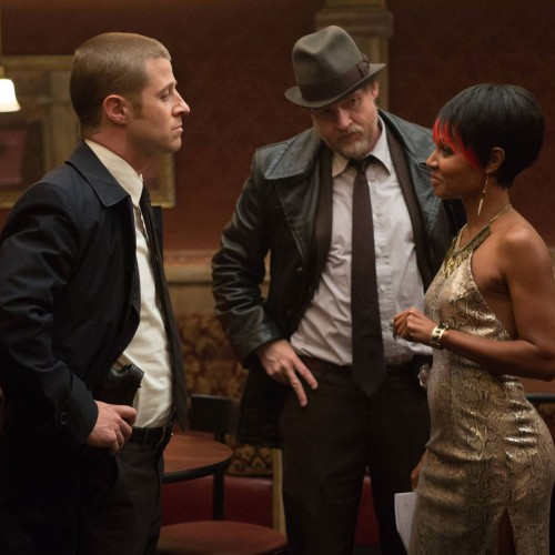 Gotham dips on second episode