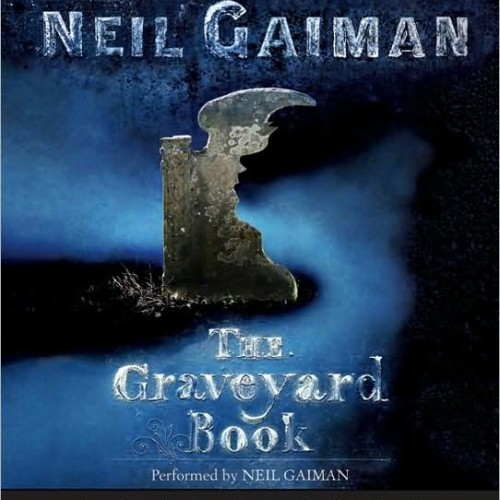 'The Graveyard Book' audio book arrives in time for Halloween