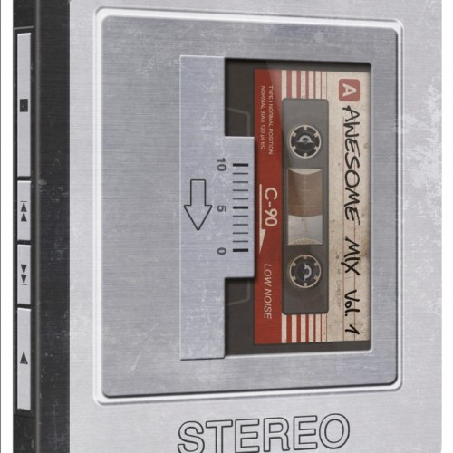 Guardians of the Galaxy steelbook emulates Walkman