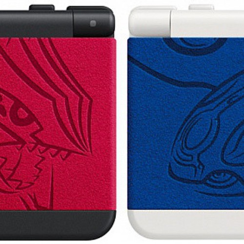Go Primal with these two 'New' Pokémon 3DS systems