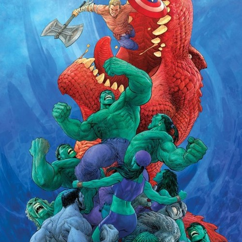 Planet Hulk set to be released Summer 2015