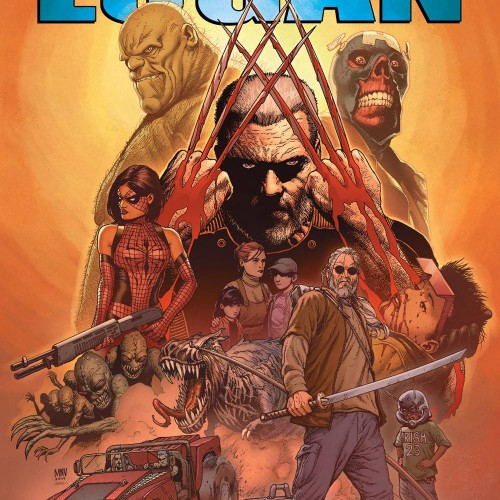 Old Man Logan teased for Summer 2015