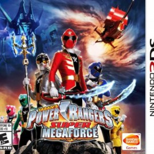 Power Ranger Super Megaforce (3DS Review)