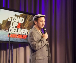 NUVOtv's Stand Up & Deliver: Cabo Relief Event