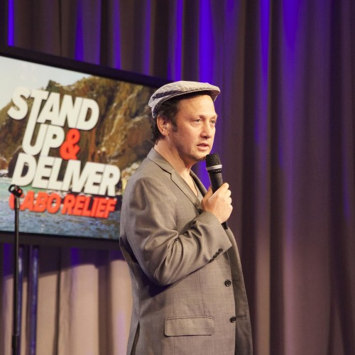 NUVOtv's Stand Up And Deliver: Cabo Relief Event was nothing short of spectacular