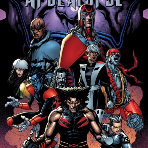 Marvel's Age of Apocalypse teased for Summer 2015
