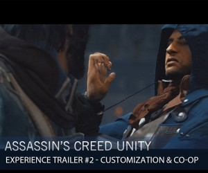 Assassin's Creed Unity story trailer