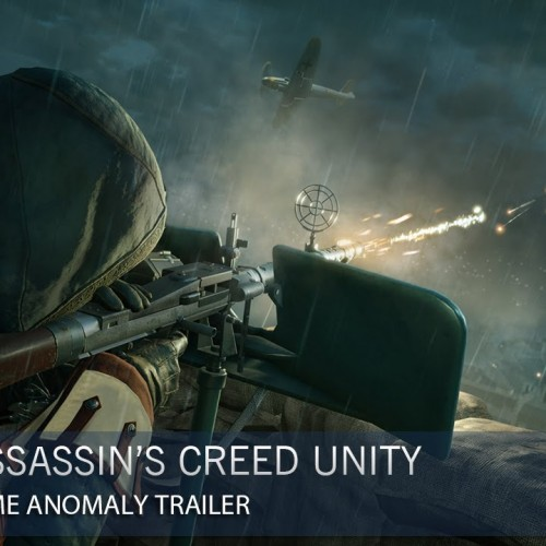 New Assassin's Creed Unity trailer has Arno traveling to the future