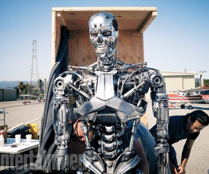 Behind-The-Scenes terminator genisys