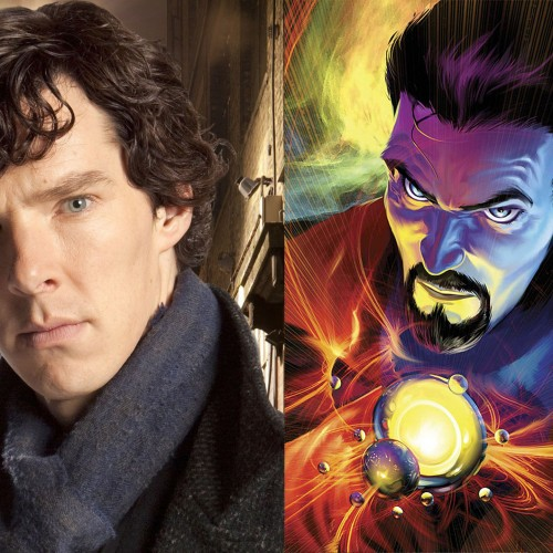Doctor Strange: Even Benedict gets confused on geek movies