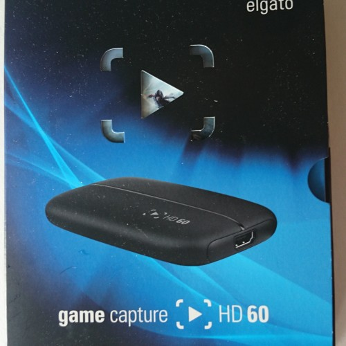 Review: Elgato GameCapture HD60 console capture device