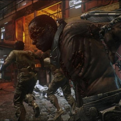 Zombies in exoskeleton armor coming to Call of Duty: Advanced Warfare