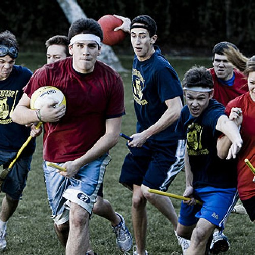 Mudbloods: A Film About Quidditch (review)