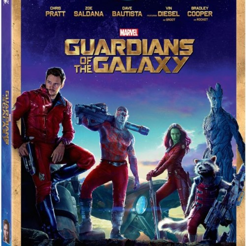 Guardians of the Galaxy Blu-ray and DVD to get Avengers: Age of Ultron sneak peek