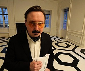 The word is still out on whether Hodgman is a Sith or a Jedi