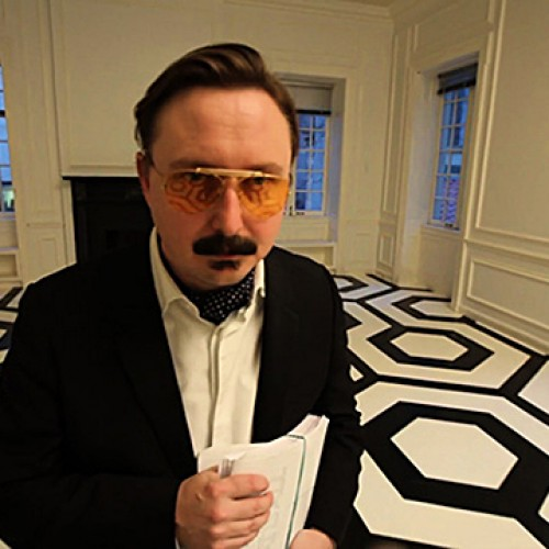 John Hodgman's 'Star Wars' screenplay