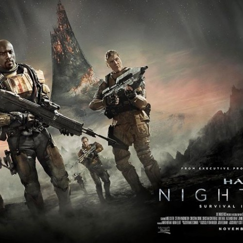 Halo: Nightfall heads to Blu-ray, DVD and VOD on March 17