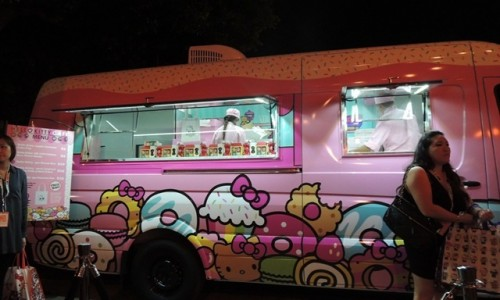 Hello Kitty Cafe is coming to Southern California!
