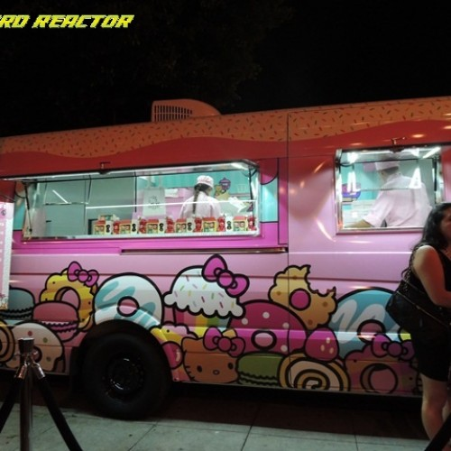 The Hello Kitty Truck returns to Glendale on Saturday, July 16!