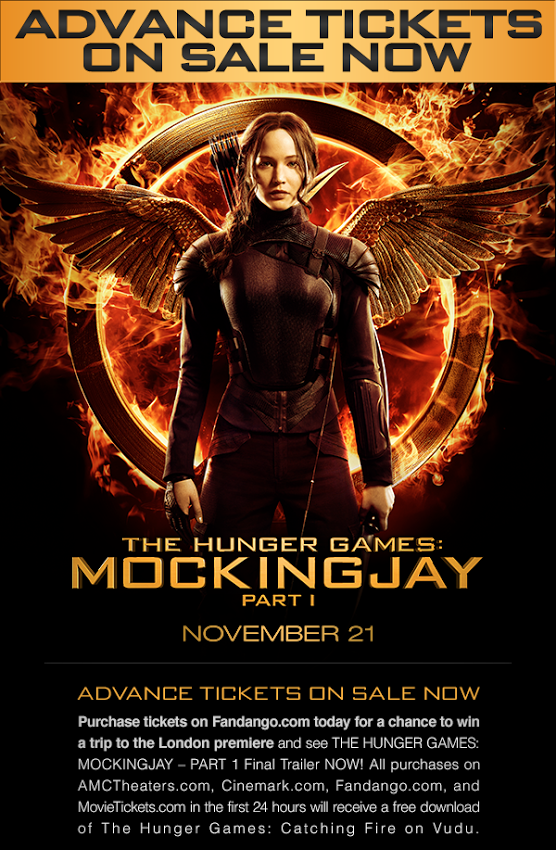 The Hunger Games Mockingjay  Part 1 Official Trailer 1