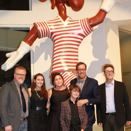 Rocky and Bullwinkle honored at the Paley Center