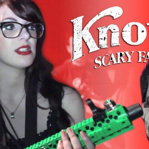 Knott's Scary Farm 2014 opening night experience