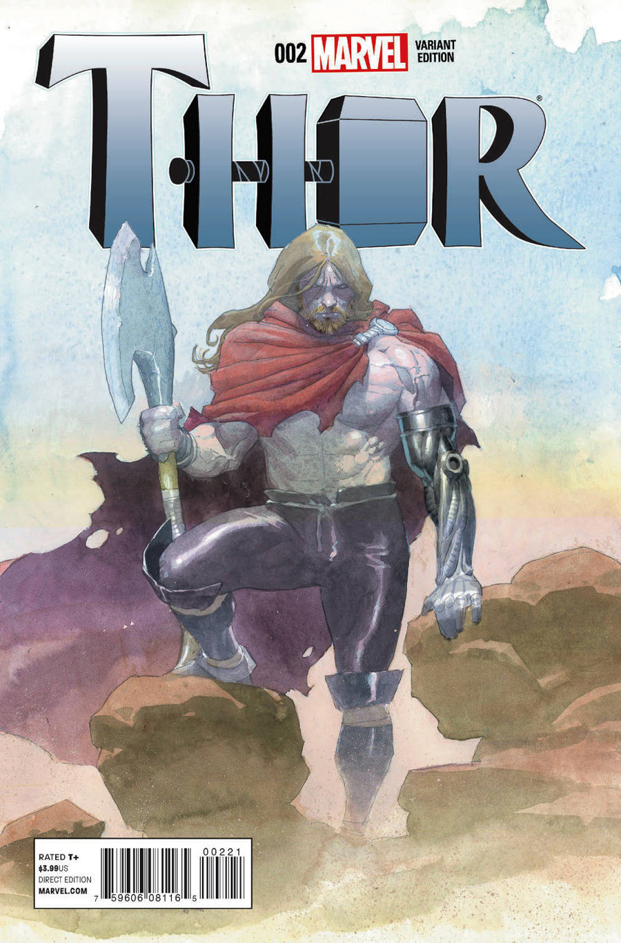 Thor Loses Arm And Female Thor Rises In Thor 2 Nerd Reactor