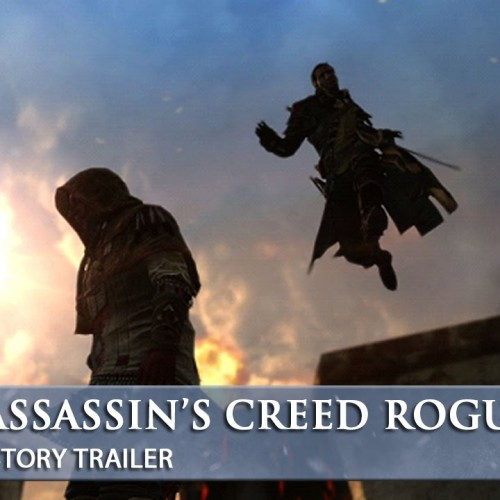 New Assassin's Creed Rogue trailer reveals more story