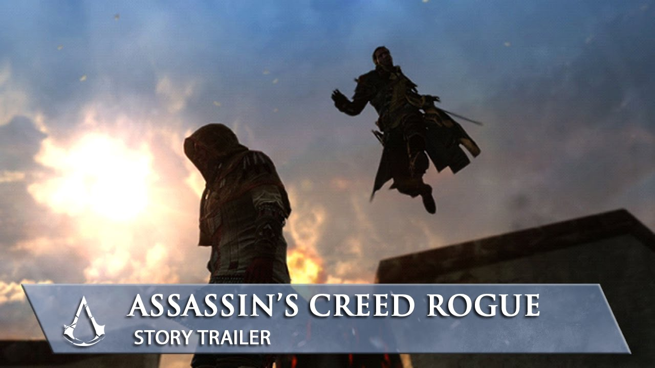 assassin's creed rogue story
