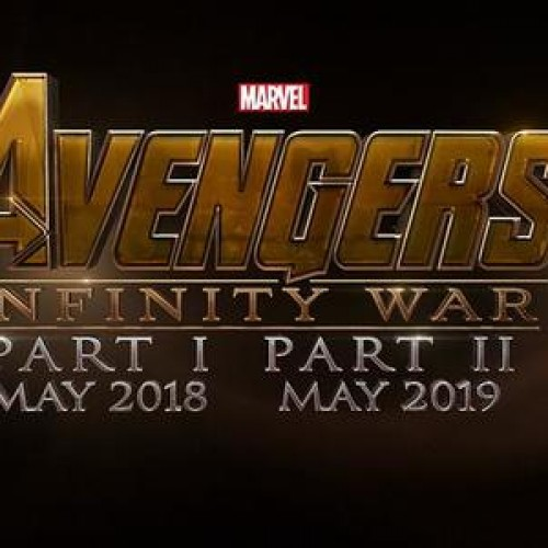 Avengers: Infinity War I and II will have new titles