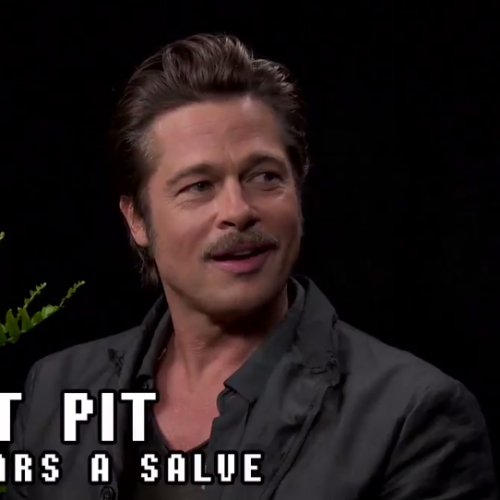 Funny Or Die: Between Two Ferns with Bart Pit
