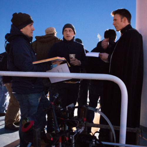 Russo Brothers in negotiations to direct Avengers 3 and 4?