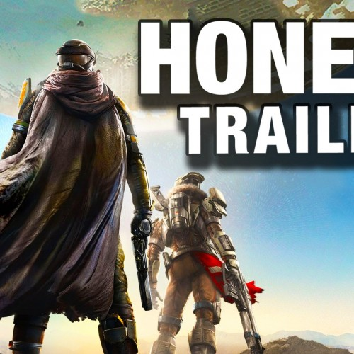 Destiny gets an Honest Game Trailer