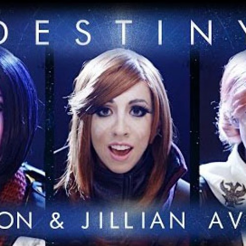 Destiny and Paul McCartney's 'Hope for the Future' gets a tribute cosplay song