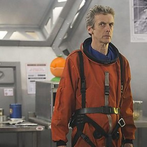 Doctor Who's The Fan Show: Peter Capaldi is the biggest Doctor Who fanboy