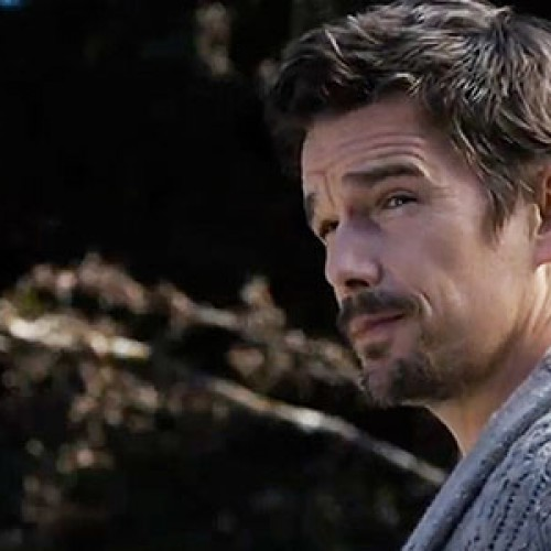 Ethan Hawke talks about Doctor Strange
