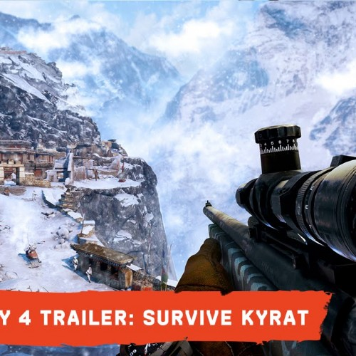 New Far Cry 4 trailer shows the dangers of Kyrat with epic 'I Will Survive' cover