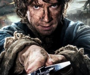 hobbit bilbo baggins battle of the five armies - thumb