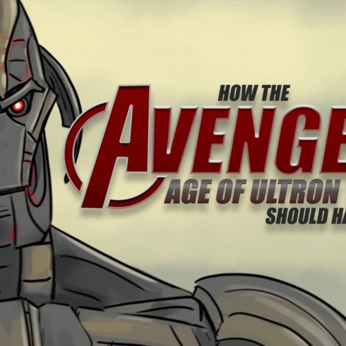 How The Avengers: Age of Ultron Teaser Should Have Ended is creepy and funny