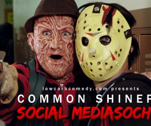 jason freddy slasher comedy romance